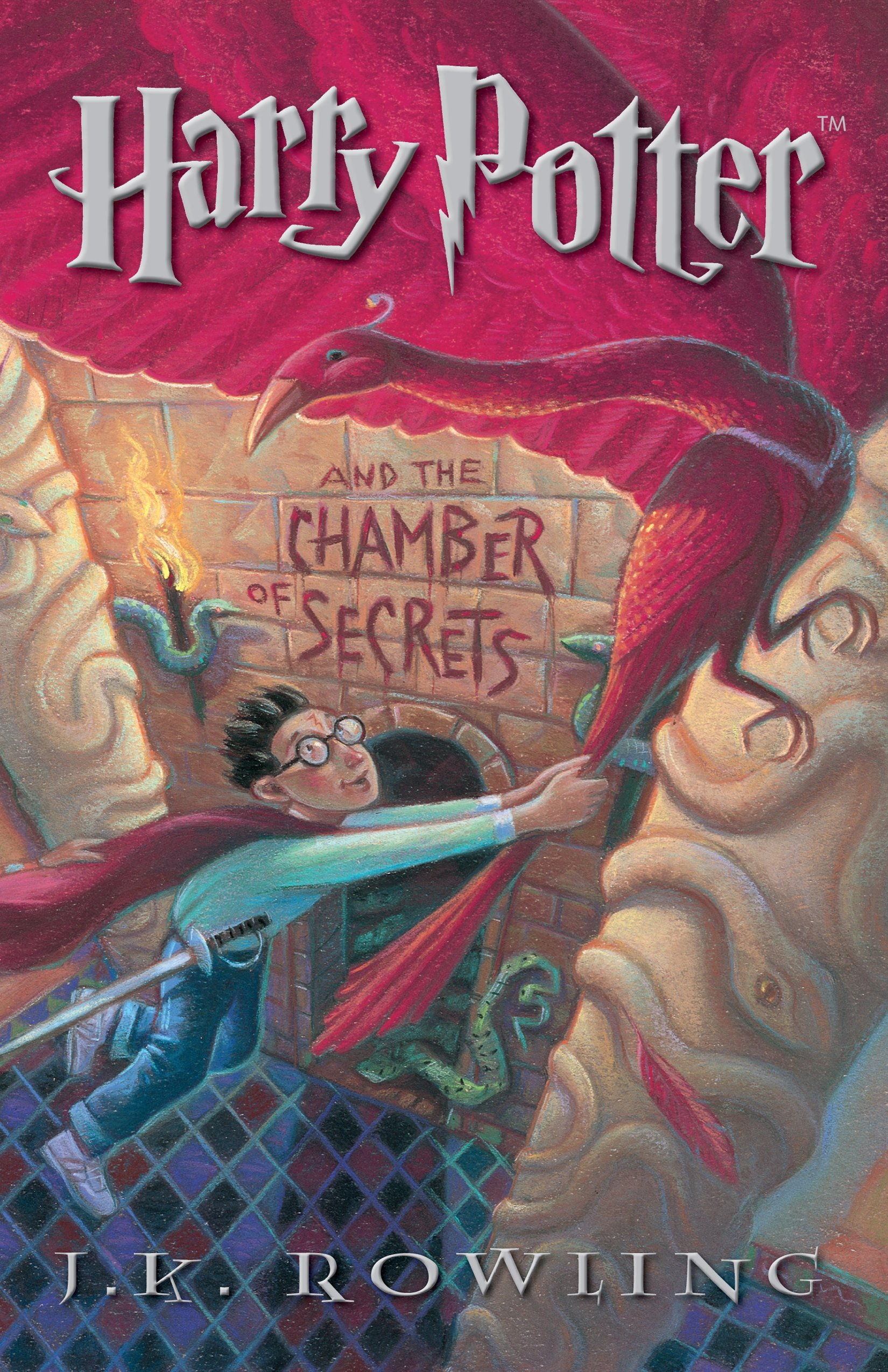 Download Harry Potter and the Chamber of Secrets (Book 2) pdf