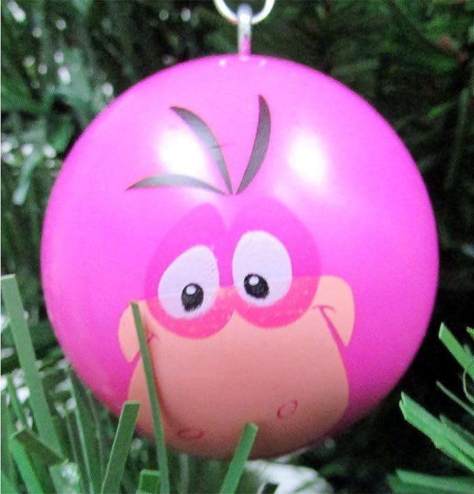 Amazon.com: THE FLINSTONES 6 Piece Christmas Tree Ornament Set ...