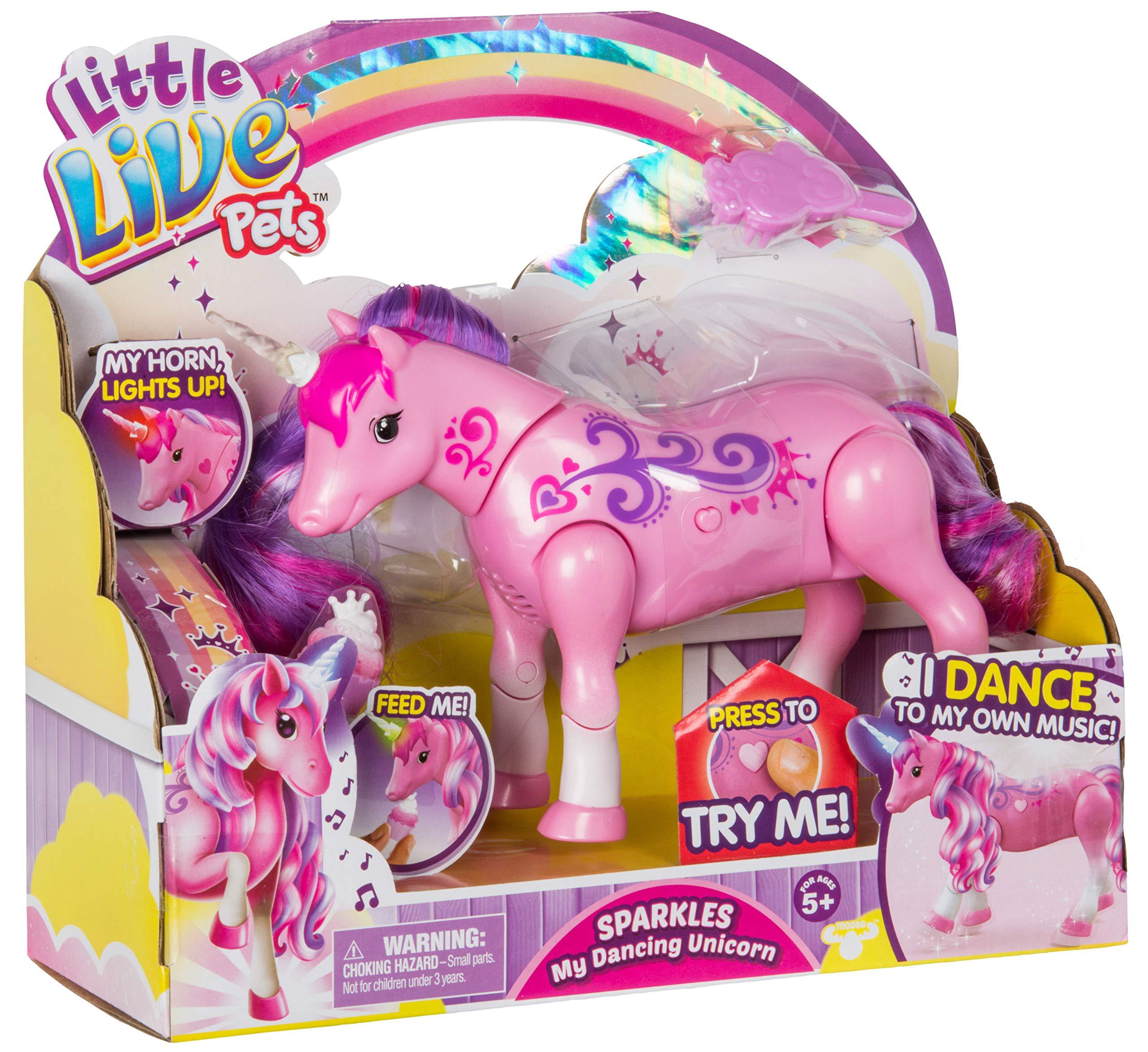 Little Live Pets - Sparkles My Dancing Interactive Unicorn   Dances & Lights to Music - Engaging Fun - Batteries… 19