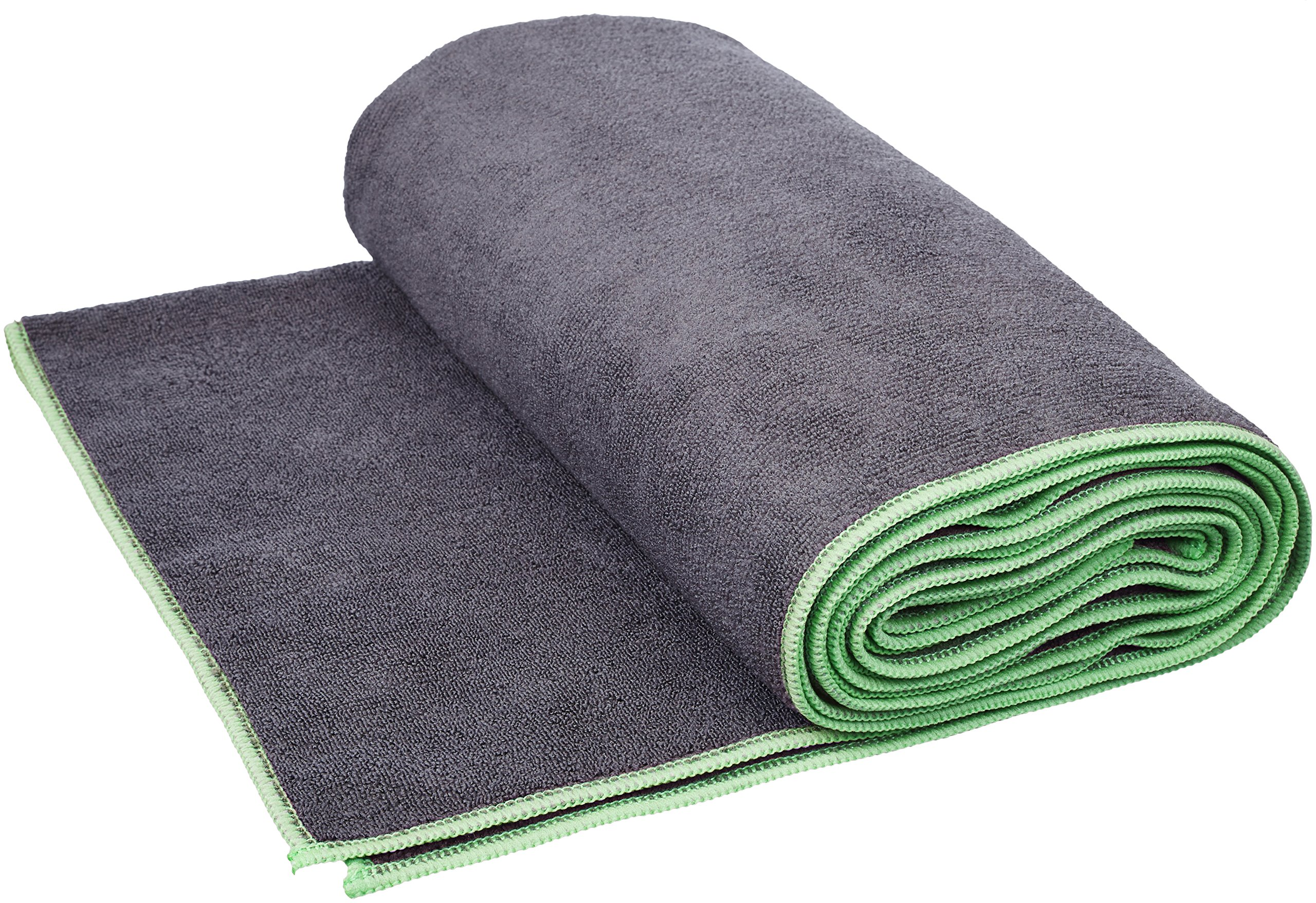 AmazonBasics Yoga Exercise Mat Towel