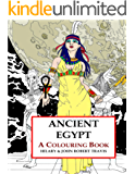 Ancient Egypt: An Adult Colouring Book (English Edition)