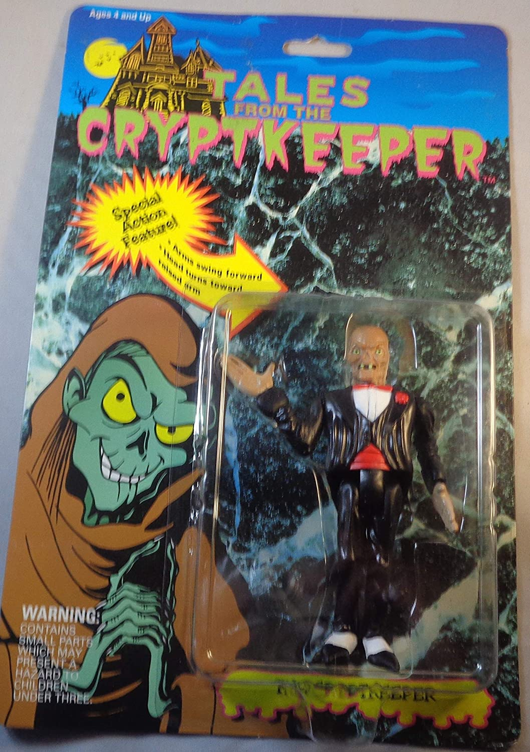 Amazon Com Tales From The Crypt The Cryptkeeper In Tux