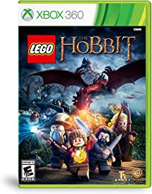 Lego The Hobbit   Xbox 360 by By          Warner Home Video   Games