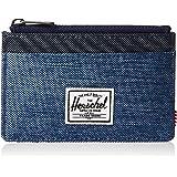 Herschel Unisex-Adult Oscar RFID Wallet, Faded Denim - 10397