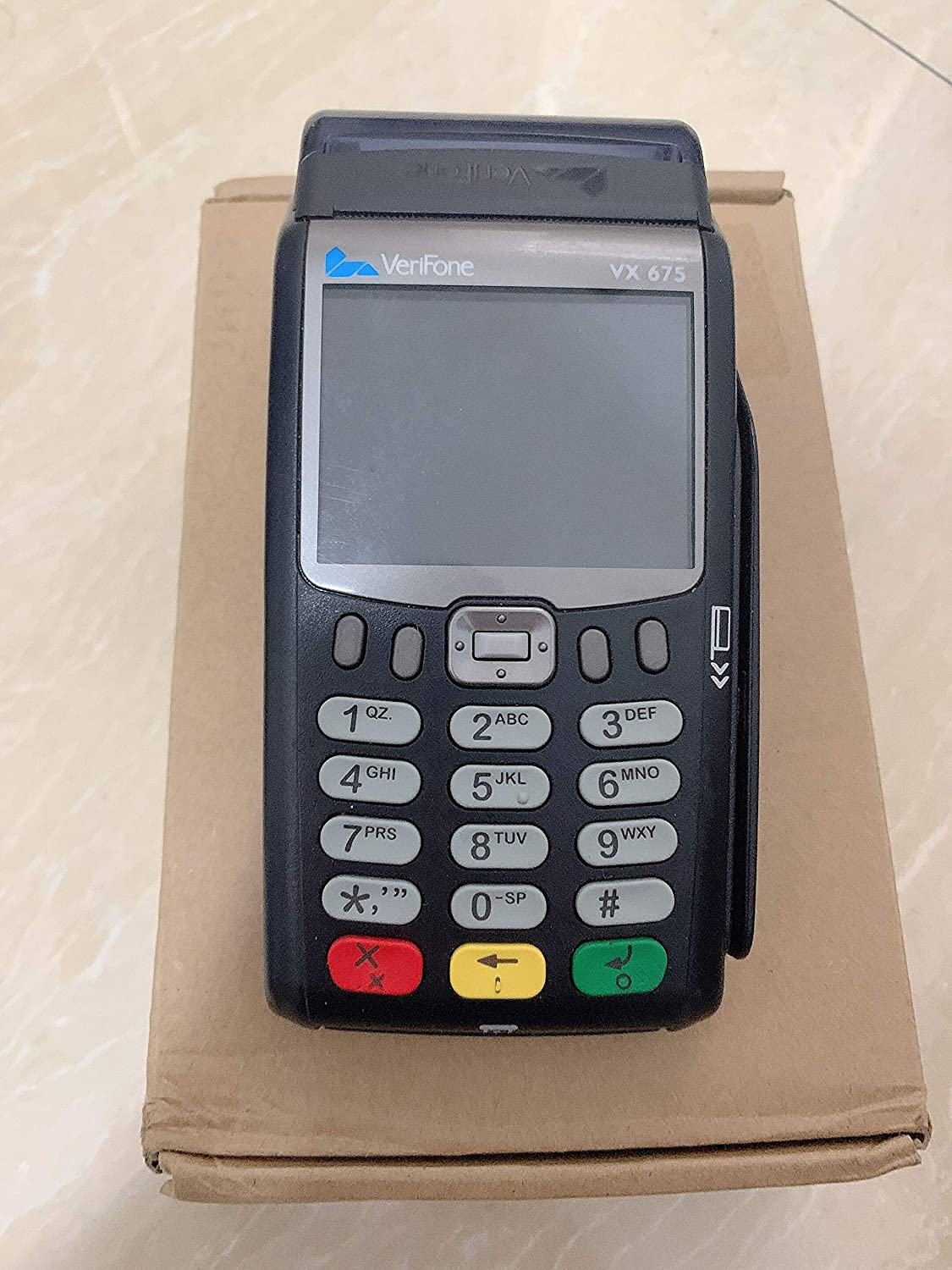 Amazon com: VeriFone Vx675 3G Wireless Equiment Unlocked