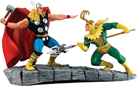 SALE NEW ENESCO MARVEL THOR FIGURINE BRAND NEW AND BOXED