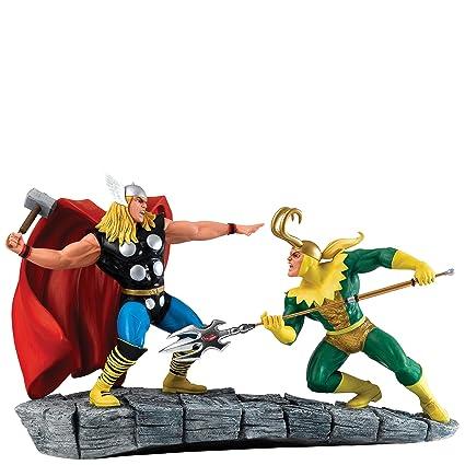 Marvel Thor Vs Loki Figurine