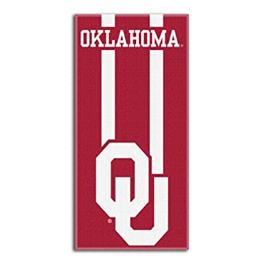 The Northwest Company NCAA Alabama Crimson Tide Zone Read Beach Towel