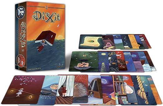 Asmodee 200786 - Dixit 2 Tablero. Expansión: Amazon.es: Juguetes y ...
