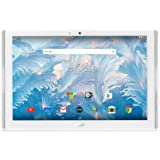 Acer Iconia One 10 B3-A40 25,7 cm (10,1 Zoll HD IPS Multi-Touch) Multimedia Tablet (Quad-Core, 2GB RAM, 32GB eMMC, Android 7.0) weiß