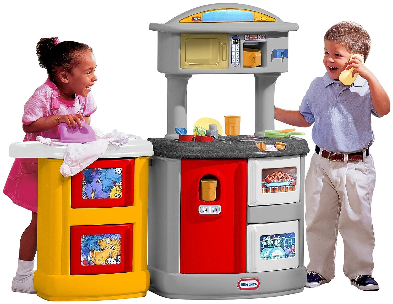 Kinderküche mit Spülmaschine - Little Tikes Spielküche mit Waschcenter