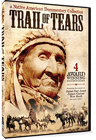 Amazon com: Trail of Tears - A Native American Documentary