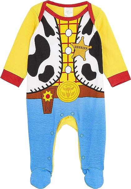 Disney Toy Story Disfraz Bebe, 100% Algodon Ropa de Bebe Niño ...