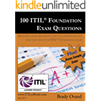 100 ITIL Foundation Exam Questions (English Edition)