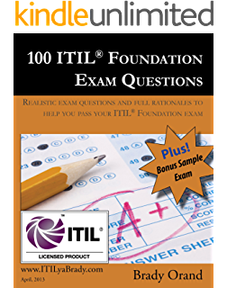 Itil foundation all in one exam guide 1 jim davies ebook amazon 100 itil foundation exam questions fandeluxe Gallery