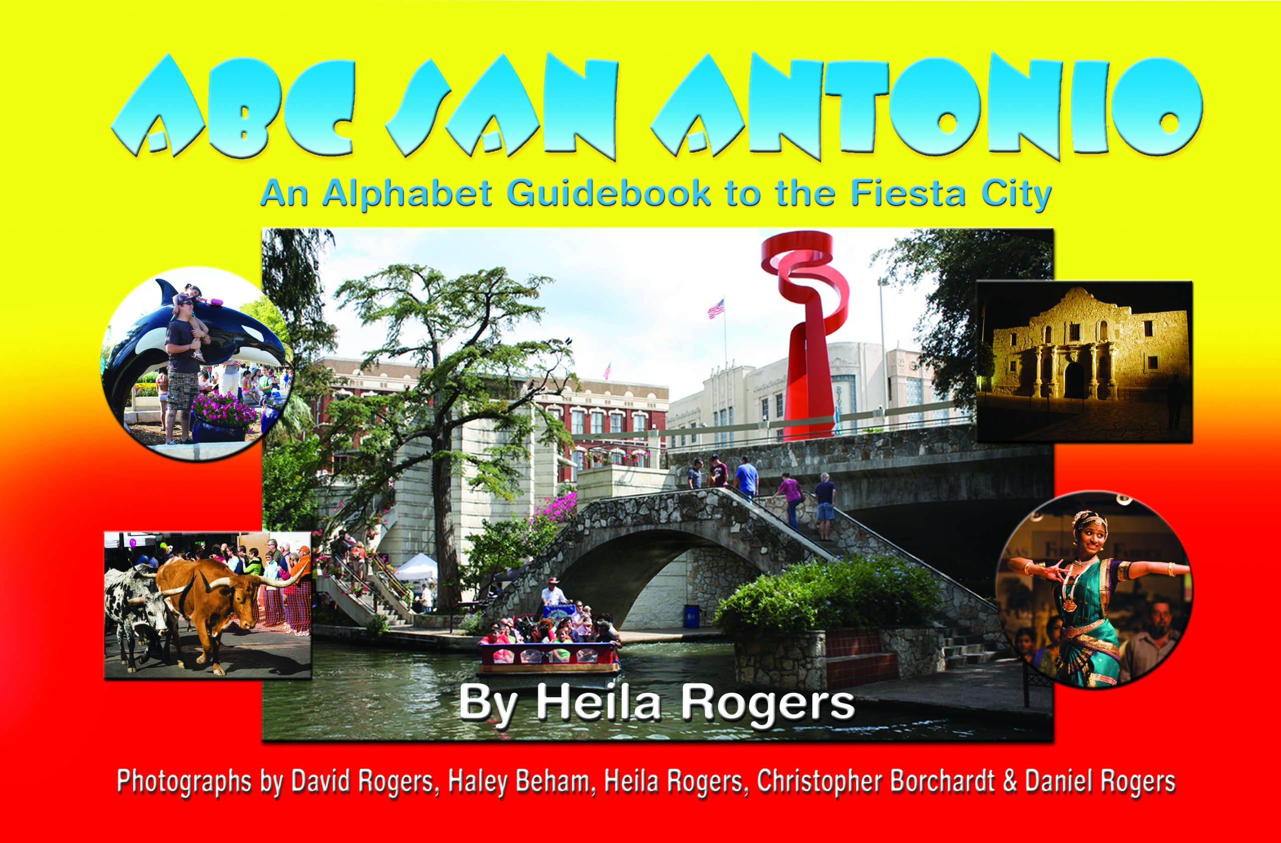 ABC San Antonio Alphabet Guidebook product image