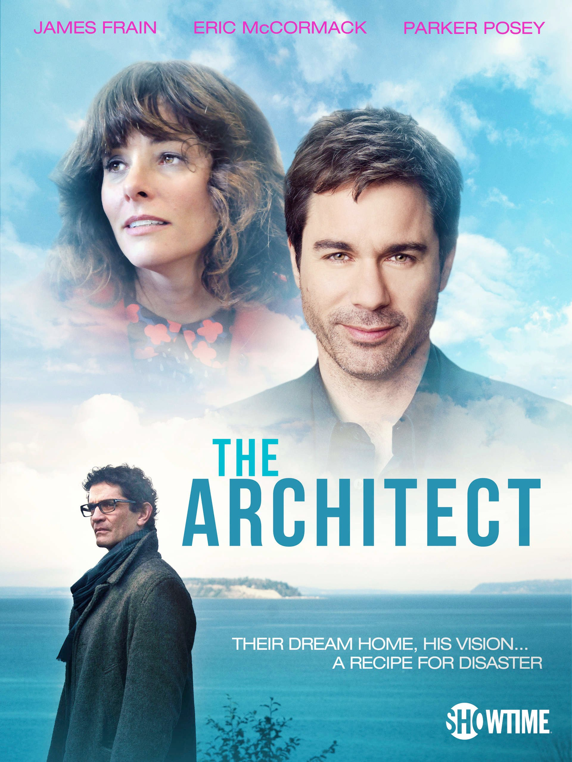 Amazon.com: The Architect: Parker Posey, Eric McCormack, James Frain,  Jonathan Parker