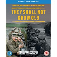 They Shall Not Grow Old [Blu-ray] [2018]