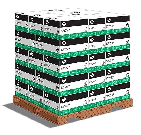 Amazon.com: HP, 30% Papel Reciclado, 8.5 x 11, Carta, 20lb ...