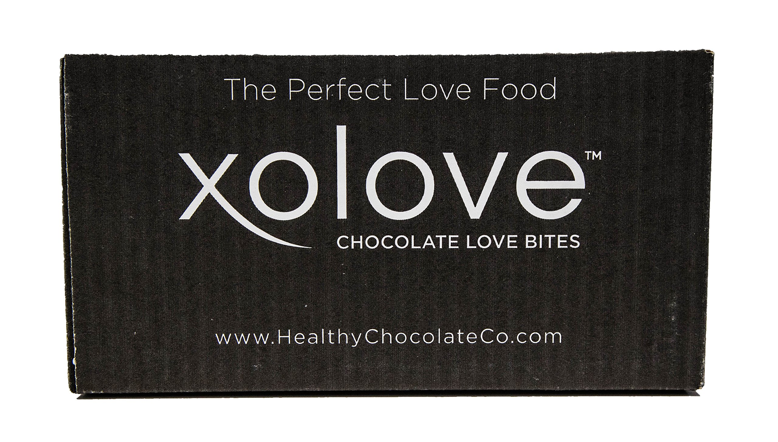 Xocai XO Love Bites Healthy Chocolate 56 Pieces by Xocai