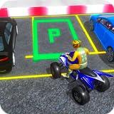 quad games for free - ATV Quad Bike Parking Simulator