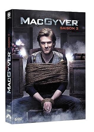 MacGyver (2016) - Saison 3 [Francia] [DVD]: Amazon.es: Lucas ...