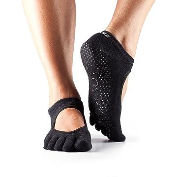 top best ToeSox Grip Full Toe Bella Socks