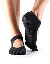 ToeSox Grip Full Toe Bella Socks