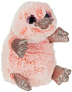 TY Beanie Boo/'s Wilma l/'ornitorinco peluche 15 cm