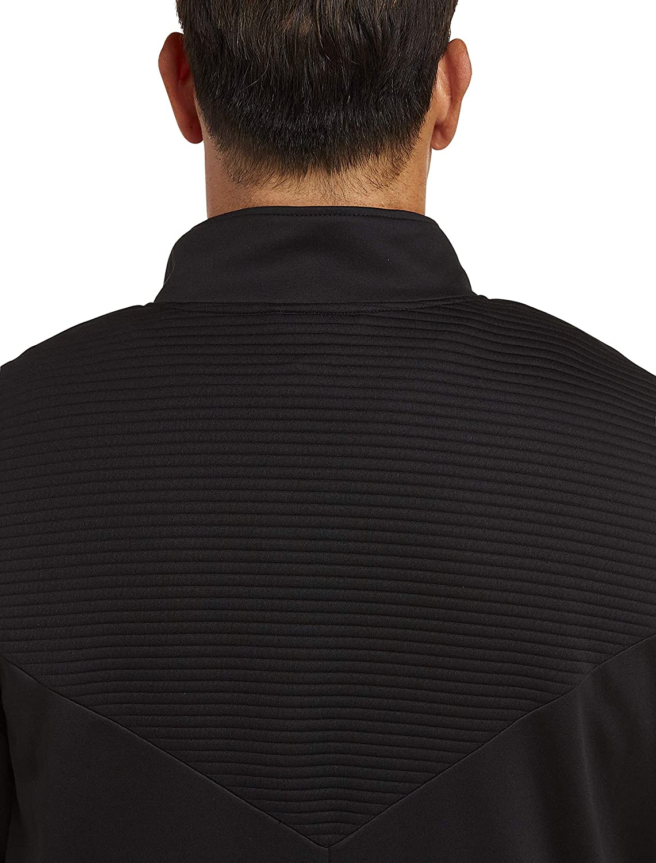 Black Reebok Speedwick Ribbed Jacket