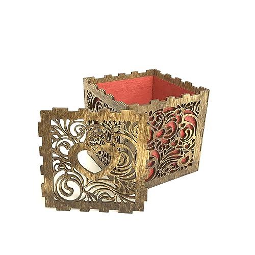 Amazon Wooden Box