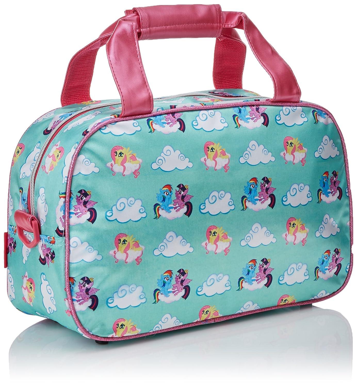 t/ürkis 38/cm KARACTERMANIA My Little Pony Fringe Sporttasche