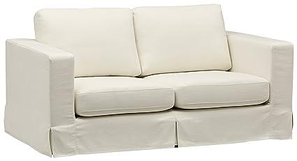 Stone & Beam Bryant Modern Slipcover Sofa, 69\