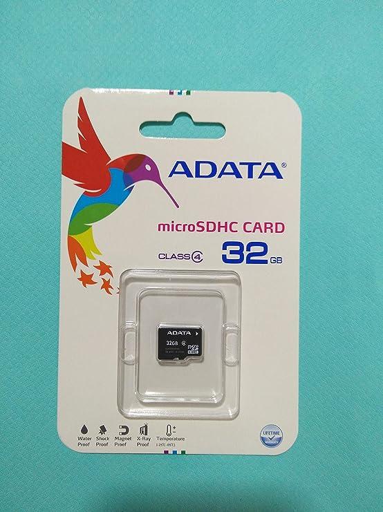 Adata Microsdhc 32GB Class 4 Retail