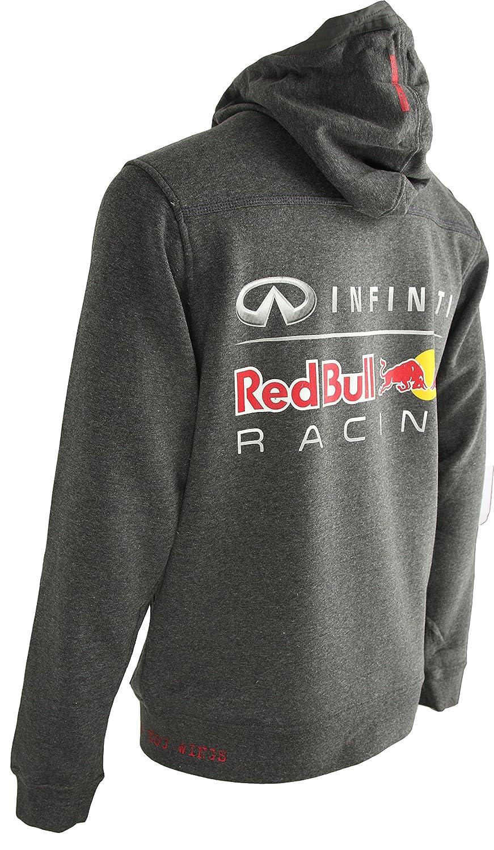 Red Bull Racing Infiniti F1 Team Sudadera con capucha con diseño de Fórmula 1 gris L : Amazon.es: Ropa y accesorios