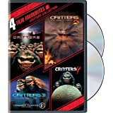 4 Film Favorites: Critters 1-4 (4FF) (Critters 1 & 2 Bi-lingual(French & English), Critters 3 & 4 English only) (Bilingual)