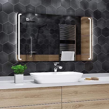 Kair Jetzt anpassen Badezimmerspiegel Alasta Hochwertiger Badspiegel