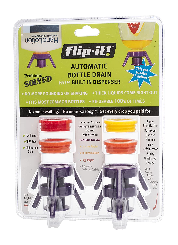Flip-It! Economy Cap Kit Flip-It Cap FLSK4