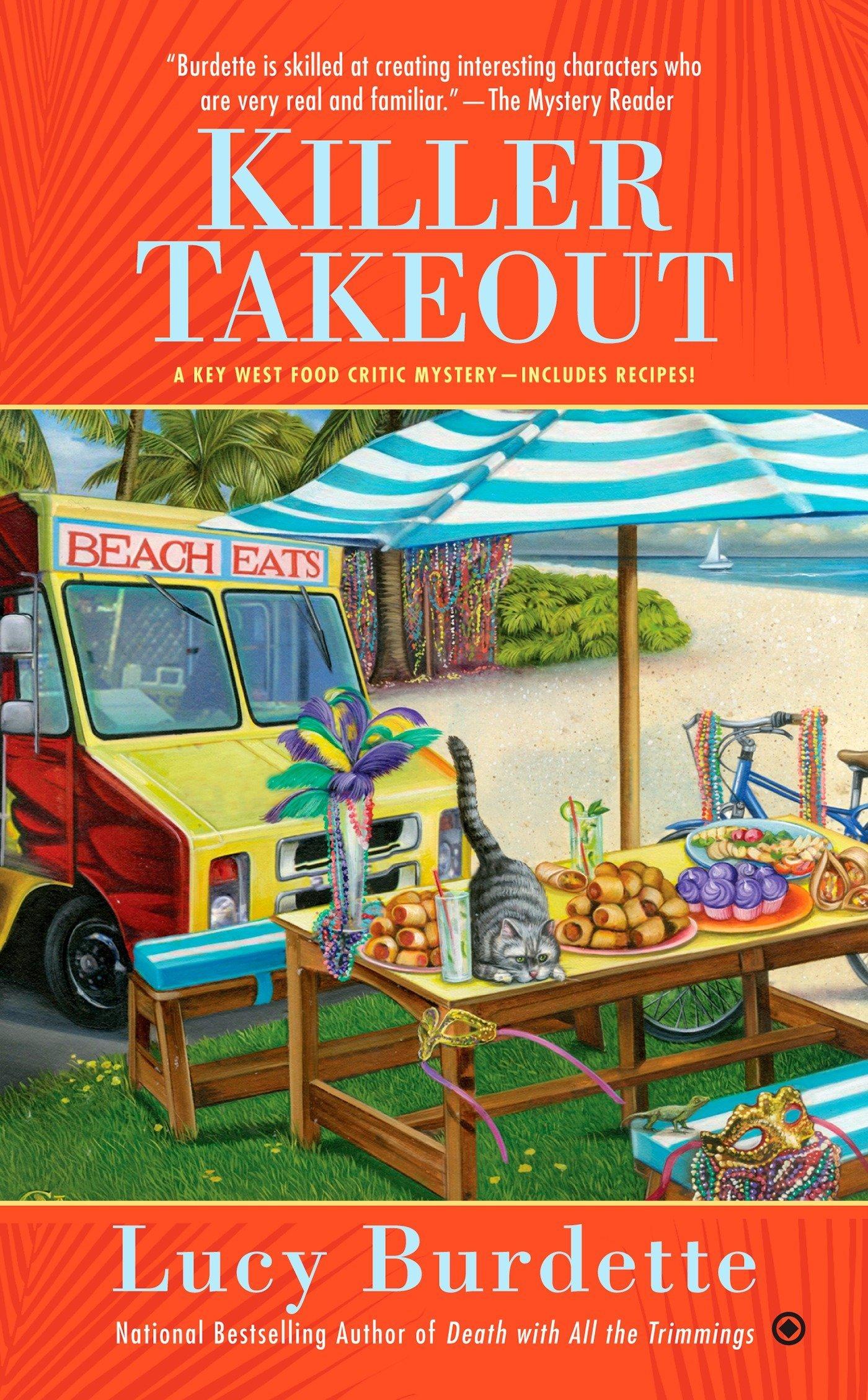 Killer Takeout (Key West Food Critic) pdf