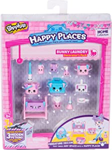 Shopkins Happy Places Season 2 Decorator Pack Bunny Laundry