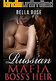 Russian Mafia Boss's Heir: A Mob Baby Romance