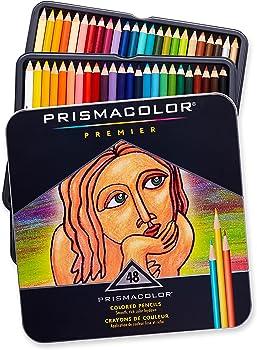 48 Pc. Prismacolor Premier Colored Pencils