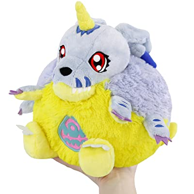 "Squishable / Mini Gabumon / Licensed Digimon Plush - 7"": Toys & Games"