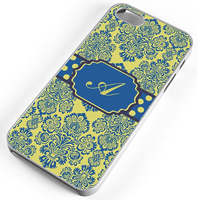 Amazon Com Iphone Case Fits Iphone 7 Plus 7 Fancy Damask Pattern