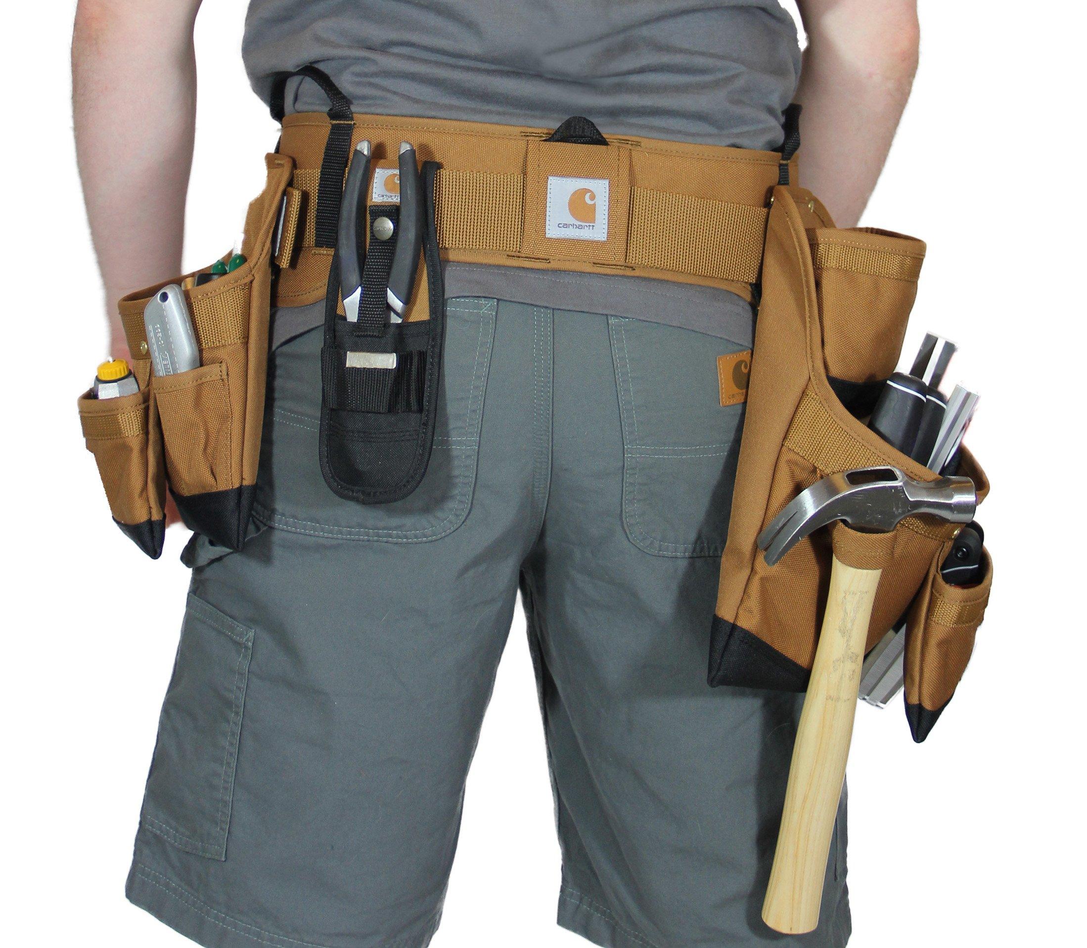 Carhartt Legacy Build Your Own Belt Custom Tool Belt, Padded by Carhartt (Image #4)