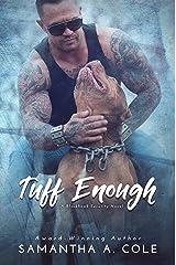 Tuff Enough (Blackhawk Security Book 1) Kindle Edition