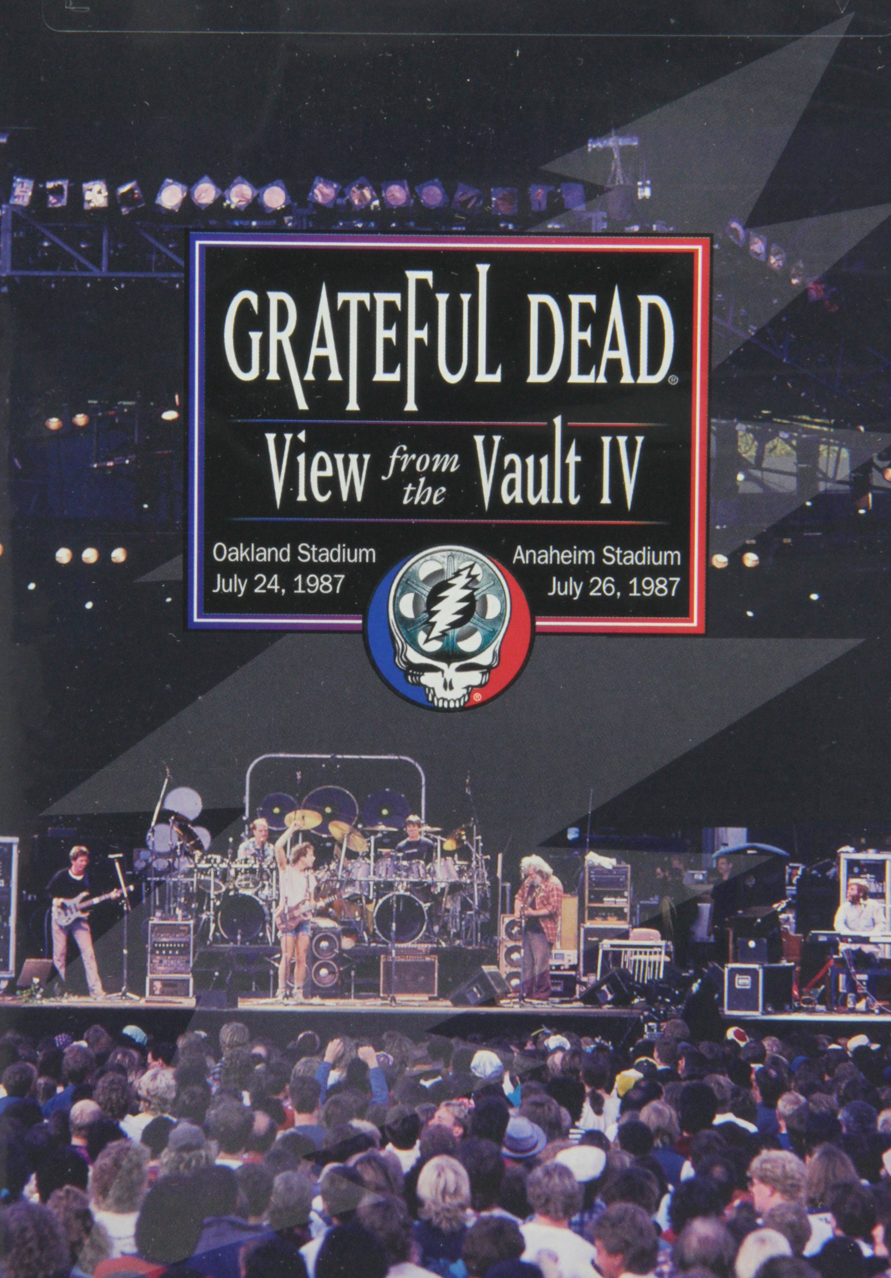 DVD : Grateful Dead - View From The Vault Iv (DVD)