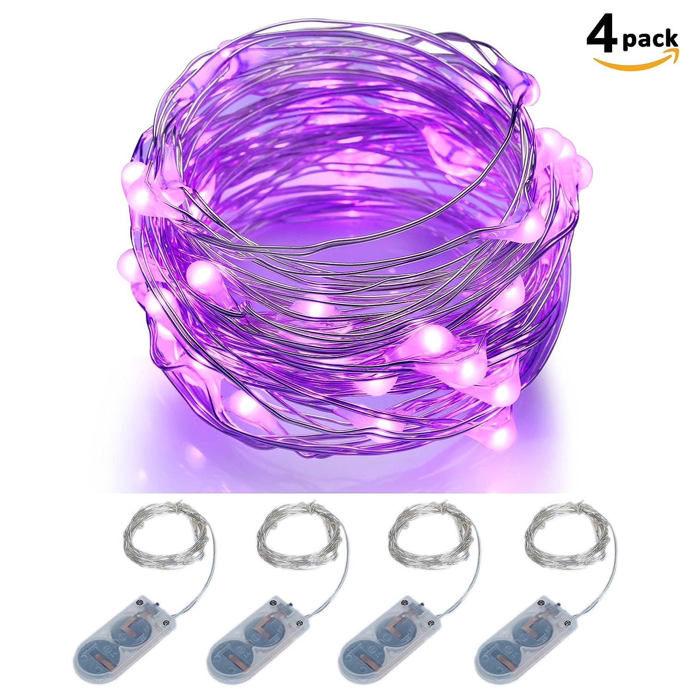 Luci di Fairy del LED Batteria Operata ITART arancia Luci di stringa 20LEDs / 2M per le luci di decorazione del partito di cerimonia nuziale della camera di Natale