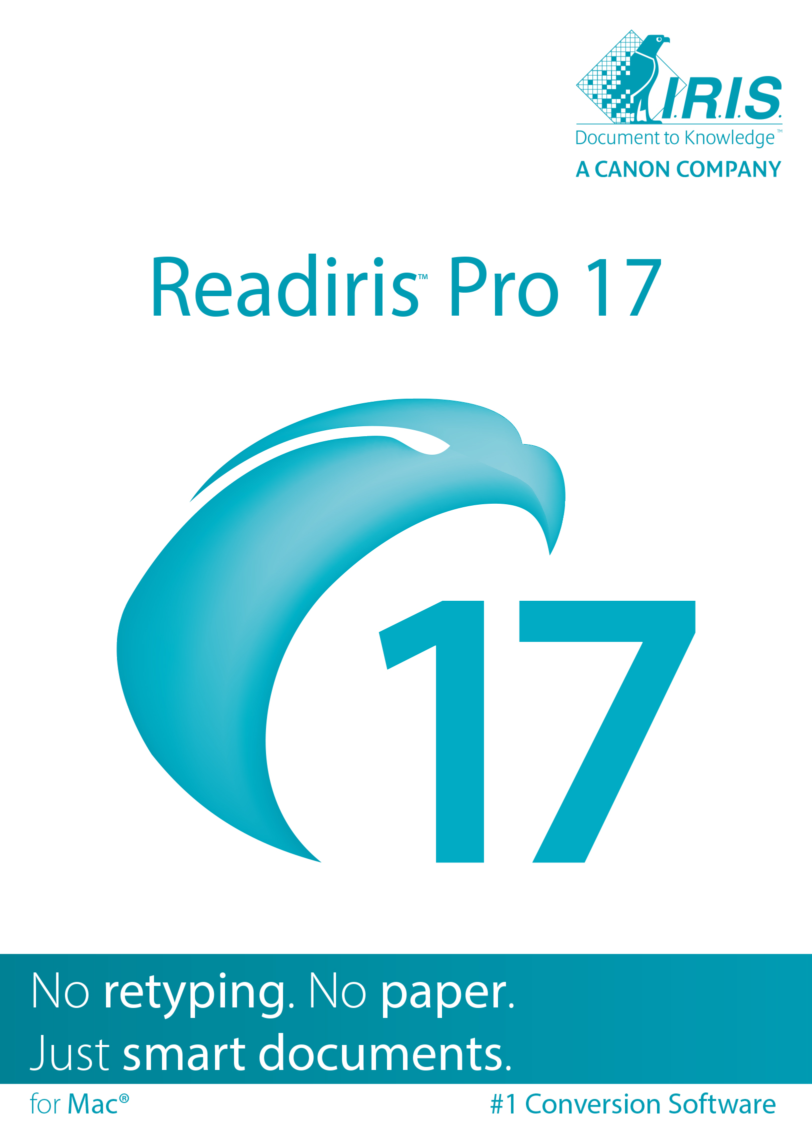 Readiris Pro 17 for Mac OS X - Conversion software [Download] by IRIS USA, Inc.