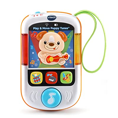 VTech Play & Move Puppy Tunes: Toys & Games